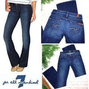 👖|•7FAM•| Stretch Bootcut Jeans 24x32👖